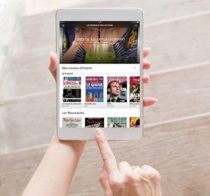 Lire ses magazines en ligne en expat, témoignages des lectrices de Relay.com