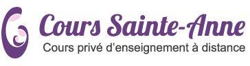 logo cours sainte anne