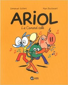 Ariol-le-canard-cale