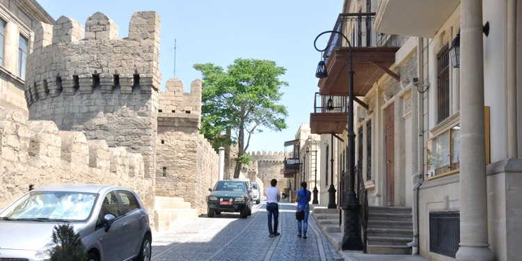 Vivre à Bakou - Azerbaïdjan