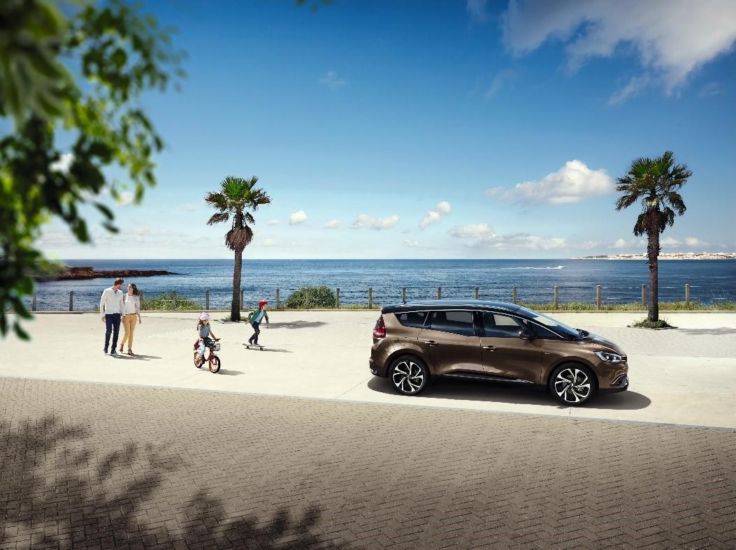 Roadtrip avec Renault Eurodrive