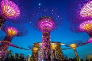 Vivre à Singapour (1ère partie)