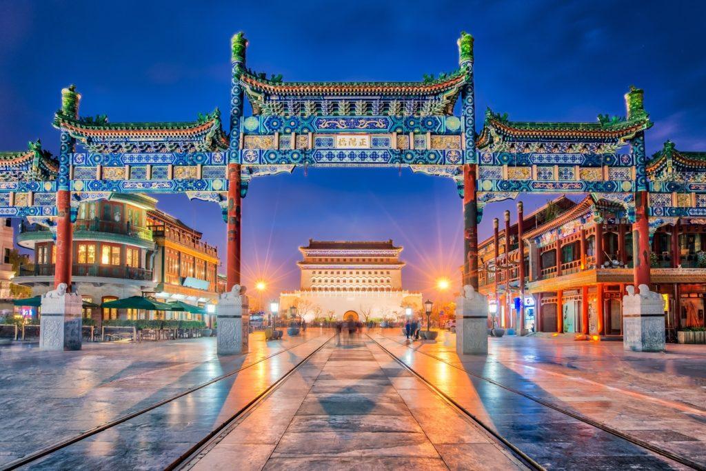 Chine - Vivre à Pékin