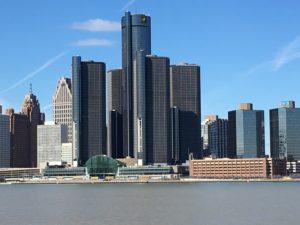 Vivre à Détroit, Michigan