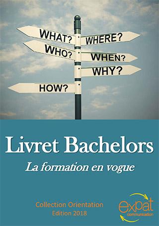 Livret Bachelors : La formation en vogue