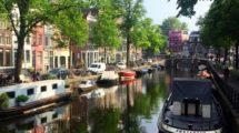 Vivre à Amsterdam, aux Pays-Bas