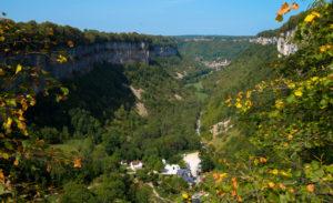 Trois villages à ne pas manquer en France cet été - Baumes-les-Messieurs