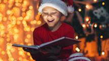 Sélection de livres pour Noël spéciale jeunes expats!