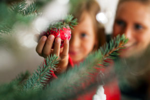 Une famille réussit l'impensable pour Noël
