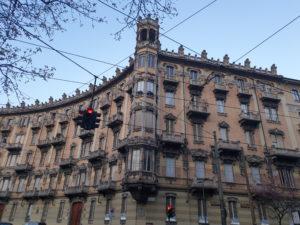 Turin Quartier Crocetta