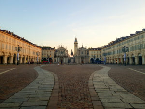 Turin quartier centro citta