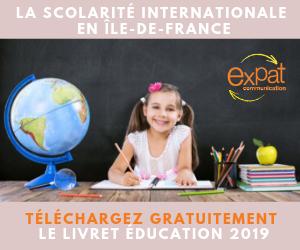 Livret education ecole internationales en ile de france