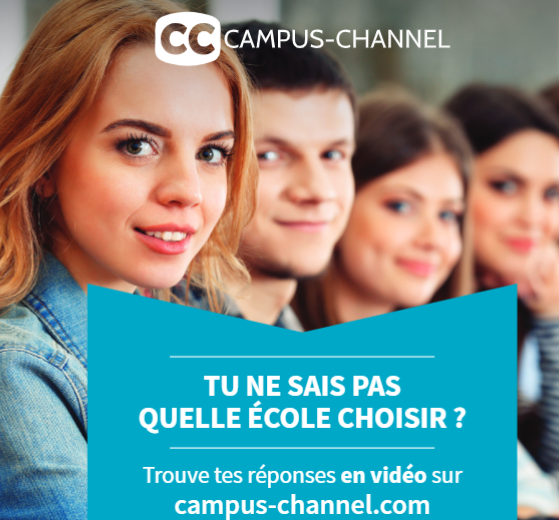campus channel photos d'étudiants