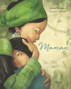 Couverture-Maman » d'Hélène Delforge et Quentin Grebant