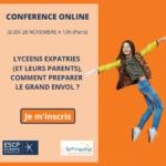 conférence online ESCP