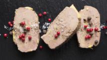 Foie gras droséra