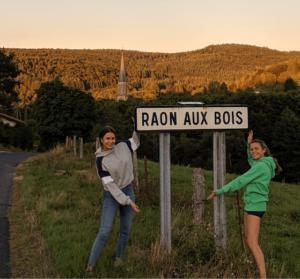 échange linguistique CEI Raon aux bois