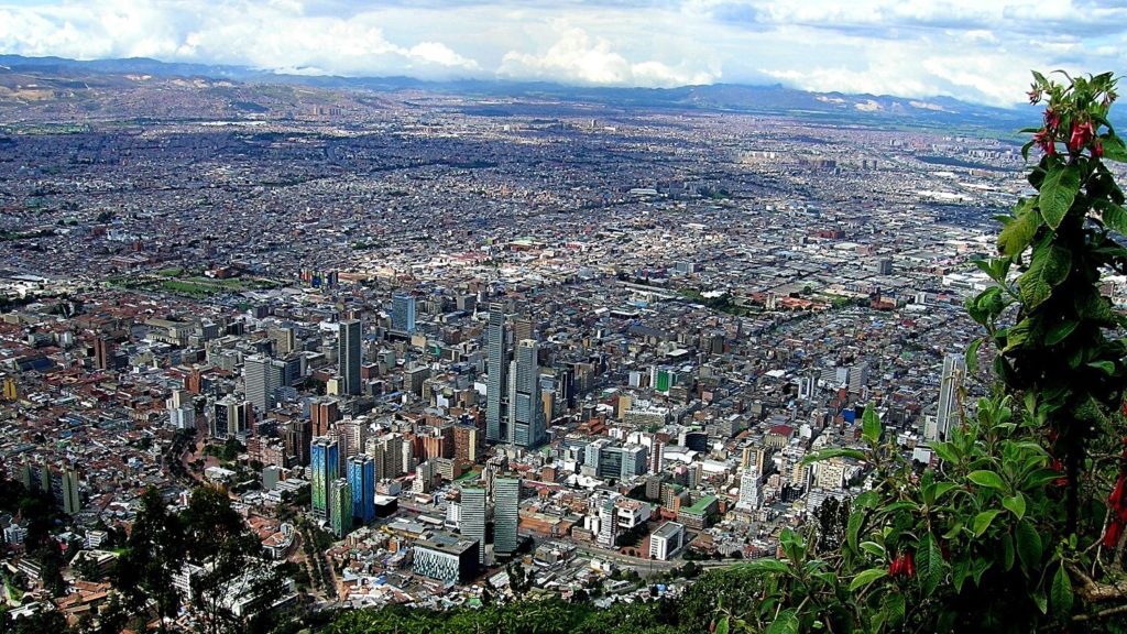 Expatriation Bogota Personal Traveler