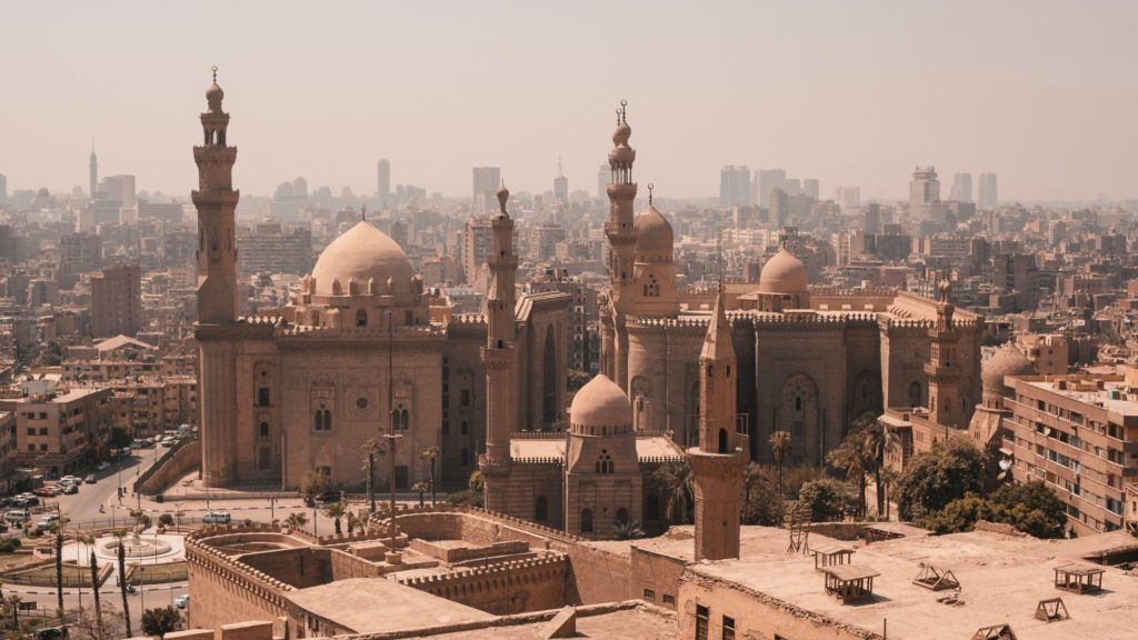 Expatriation Le Caire Personal Traveler