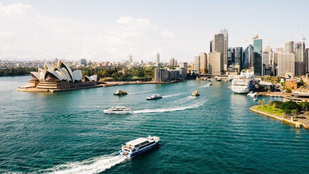 Expatriation Sydney Personal Traveler