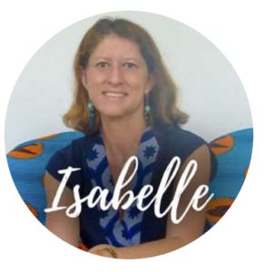 Isabelle coach Abidjan