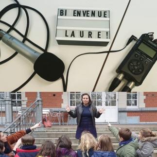 Radio de l'école EFI Bruxelles