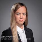 Gabriela KOCKOVA La Centrale des SCPI
