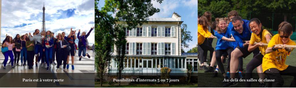 Ermitage internat école internationale