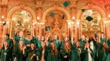 Ermitage remise de diplôme