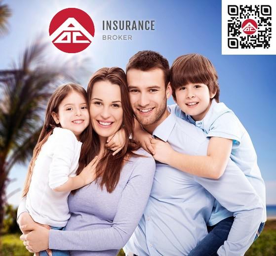 protection de la famille AOC insurance Broker