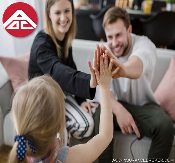 protection de santé et de la famille AOC