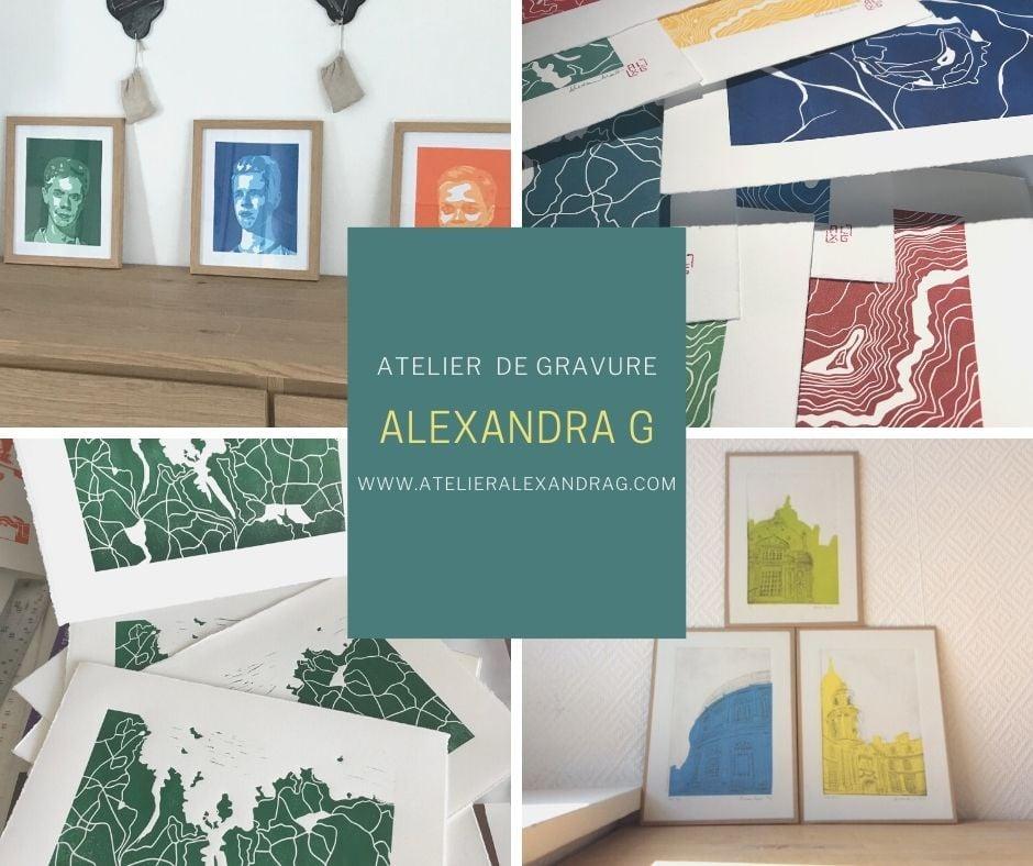 Atelier Alexandra Drag