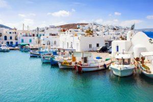 Paros-Grèce