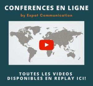 Femmexpat Conférences en ligne