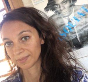 Sophie Colpin Portrait