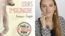 Perrine Tardif -carnets-voyage- L'ours imaginaire