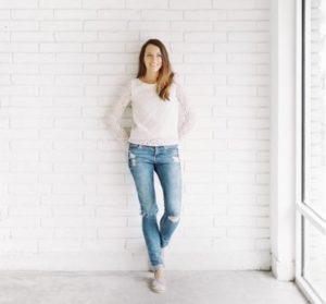 Entretien avec Laurie Cazaux, fondatrice de la marque d'espadrilles Atelier Aliénor