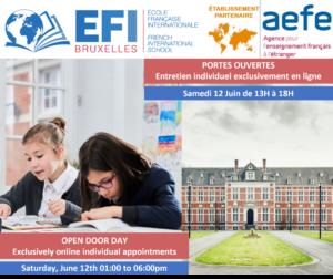 EFI Bruxelles : école de bilinguisme et d'excellence académique