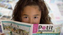 10 minutes de lecture par jour ? Vos enfants en redemanderont avec Le Petit Quotidien !