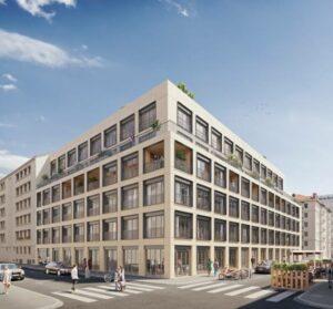 Envie d'investir à Lyon ? Découvrez les opportunités du nouveau projet Manufacture de VINCI Immobilier et Constructa Vente