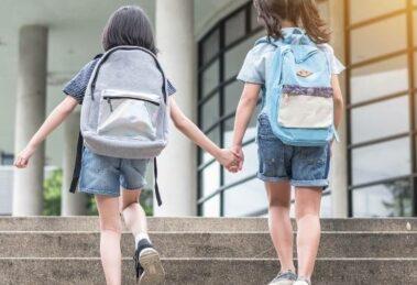 Une rentrée pas comme les autres : le retour à l'école française !