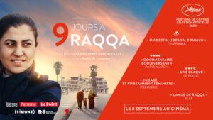 9 jours a raqqa