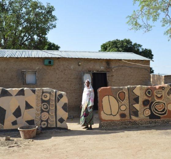 peindre des maisons