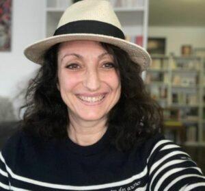 Sandrine entrepreneures crise